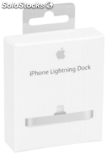 Apple iPhone Lightning Dock Space gris