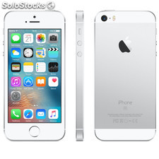 Apple iphone se 128GB plata