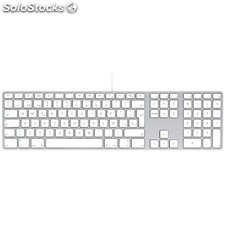 Apple keyboard con teclado numerico