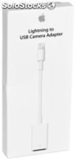 Apple Lightning usb Camera Adaptador MD821ZM/a