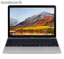 "Apple macbook 12"" (2017) - stock a estrenar"