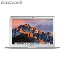 "Apple - MacBook Air 1.8GHz 13.3"""" 1440 x 900Pixeles Plata Portátil - 22088783"