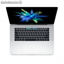 "Apple - MacBook Pro 2.8GHz i7-7700HQ 15.4"""" 2880 x 1800Pixeles Plata Portátil"