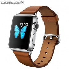 "Apple - Watch 1.32"""" OLED 40g Acero inoxidable reloj inteligente - 18616628"