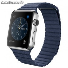 "Apple - Watch 1.5"""" OLED 50g Acero inoxidable reloj inteligente - 22003544"