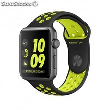 Apple - Watch Nike+ OLED GPS (satélite) Gris reloj inteligente - 22040548