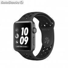 Apple - Watch Nike+ OLED GPS (satélite) Gris reloj inteligente - 22137770