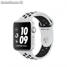 Apple - Watch Nike+ OLED GPS (satélite) Plata reloj inteligente - 22138676
