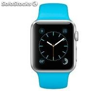 Apple watch sport MLGC2B 38 plata/azul