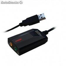 approx! APPX71 Tarj.Son. Usb 7.1 Gaming pc/PS3/PS4