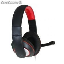 approx Auricular+Mic appHS04PRO Profesional Negro