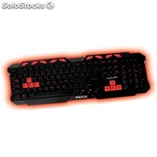 approx Teclado Gaming appKUBIC Multimedia
