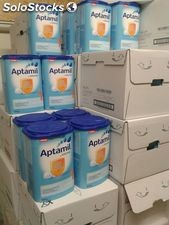 Aptamil milupa infant baby powder