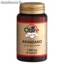 Arandano 1000 mg (60 caps) obire (Cranberry)