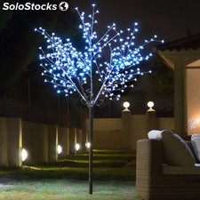 Árbol Decorativo con Flores (350 LED)