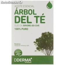 árbol del té 100r puro spray dderma (30 ml)
