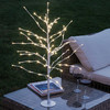 Árbol Nevado Decorativo (112 LED)