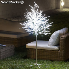 Árbol Nevado Decorativo (120 LED)