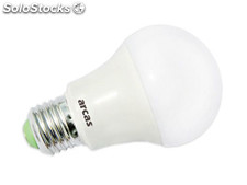 Arcas LED saving-lamp 8 Watt (=51W) White 4000K E27 (650 Lumens)