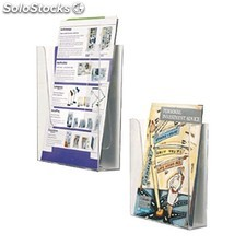 Archivo 2000 - arc expositor mural pared A4 9005CSTP