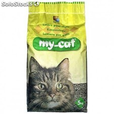 Arena gatos my cat 5KG