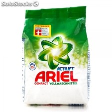 Ariel, dixan, dove, finish, lenor, persil, silan et vanish détergents - du neuf