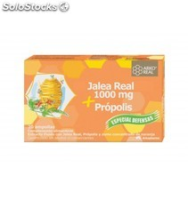 Arkoreal jalea real propolis 1000 mg 20 ampollas bebibles 15 ml