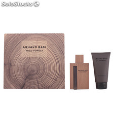 Armand Basi wild forest lote 2 pz