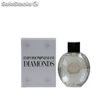 Armani DIAMONDS edp vaporizador 100 ml