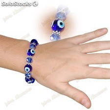Armband crystal eye türkisch - einzigartiges modell - flexibel