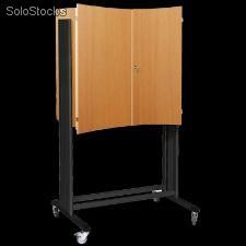 Armoire lcd/plasma small hêtre - 78803