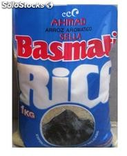 Arroz Ahmad Basmati sella