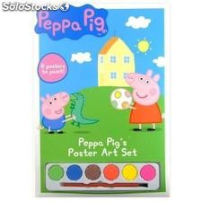 Art Set Peppa pig