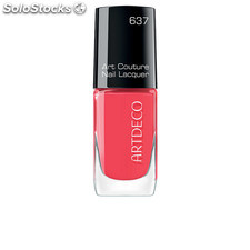 Artdeco ART COUTURE nail lacquer #637-happy pink 10 ml