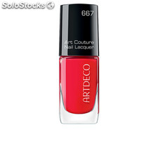 Artdeco ART COUTURE nail lacquer #667-fire-red 10 ml