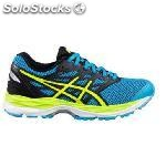 Asics gel cumulus 18 gs zapatilla de running C624N 4107 island blue safety