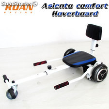 Asiento comfort patinete hoverboard