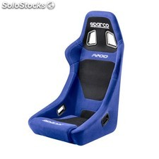 Asiento sparco F200 azul