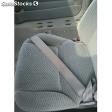 Asiento trasero central - peugeot 806 sv turbo - 01.94 - 12.00