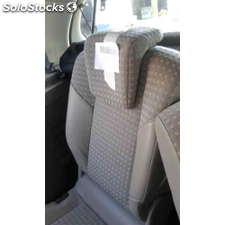 Asiento trasero central - renault scenic ii confort dynamique - 09.05 - ...