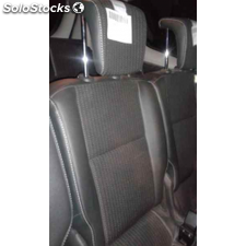 Asiento trasero central - renault scenic iii grand dynamique - 05.10 - 12.15
