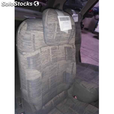 Asiento trasero central - renault scenic rx4 (ja0) 1.9 dci - 06.00 - 12.01