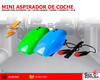Aspirador mini coche - we houseware