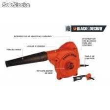 Aspiradora/sopladora de taller black and decker