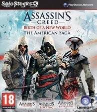 Assassin creed birth new world saga/PS3