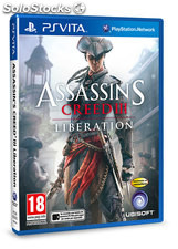 Assassin´s creed 3 liberation/ps vita