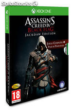 Assassin´s creed 4 jackdaw/x-one