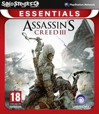 Assassins creed 3 essentials/PS3