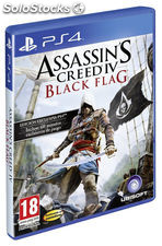 Assassins creed 4 black flag/PS4