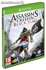 Assassins creed iv black flag/x-one